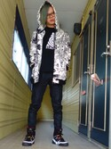 ‐炎のファッショニスタ‐MICHAEL.com is wearing PARADOX