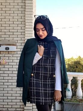 (H&M) using this Salma Lat looks