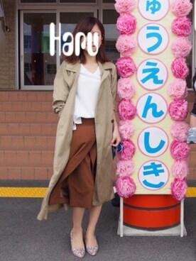 Haru☆さんの(TONAL トーナル)を使ったコーディネート