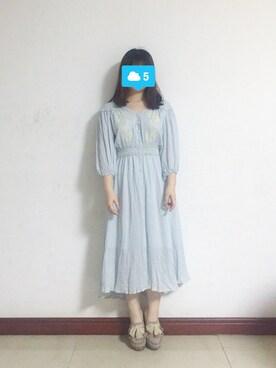 Etoileさんの(Rosarymoon|ロザリームーン)を使ったコーディネート
