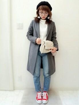 【男女別】おすすめのコンバースのコーデ|白/黒/夏/冬