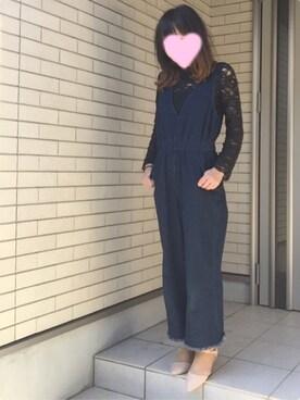 hiromama。さんの(RETRO GIRL|レトロガール)を使ったコーディネート