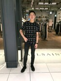 「BADEN CIGARETTE(ALLSAINTS)」 using this Jimmy looks