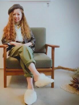 よっぴ♡さんの(KIJIMA TAKAYUKI|キジマ タカユキ)を使ったコーディネート