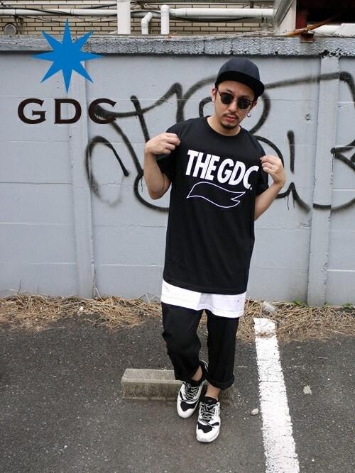 GDCTOKYO-MAH-bow-さんの「B.B CAP-A(GDC)」を使ったコーディネート