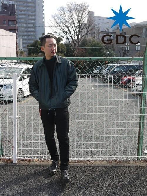 GDCTOKYO-MAH-bow-さんの「SWITCHING WIDE C/S(GDC)」を使ったコーディネート