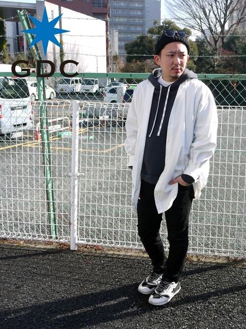 GDCTOKYO-MAH-bow-さんの「SUNGLASSES-D(GDC)」を使ったコーディネート