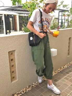 Kumika☆さんの(FREDRIK PACKERS|フレドリック パッカーズ)を使ったコーディネート