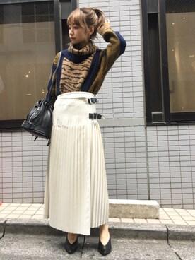 MIDWEST TOKYO WOMEN|kurosu    yuiさんの(TOGA PULLA)を使ったコーディネート