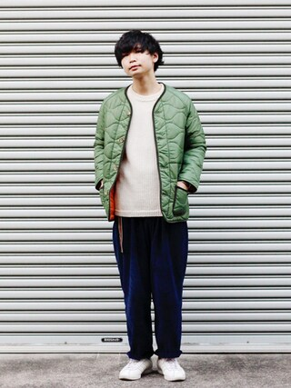 「METTINGHAM MENS/メッティンガム メンズ(LAVENHAM)」 using this BRITISH MADE オンラインショップ|TomokiMatsui looks