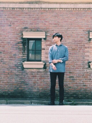 「YELVERTOFT/イェルバートフト(ダイナイトソール, カーフ)(JOSEPH CHEANEY&SONS)」 using this BRITISH MADE オンラインショップ|TomokiMatsui looks