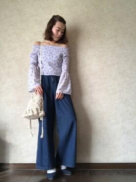 Rina Chishimaさんのコーディネート