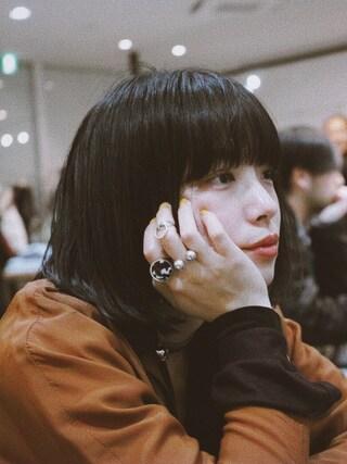 「SASKIA DIEZ リング(VIA BUS STOP)」 using this eri looks