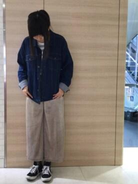 靴下屋 西武新宿ペぺ店|asupyonさんの(靴下屋|クツシタヤ)を使ったコーディネート