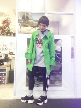 NONOKOさんの(k3&co)を使ったコーディネート