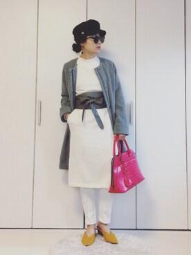 yumi_mamaさんの(LEPSIM LOWRYS FARM|レプシィム)を使ったコーディネート