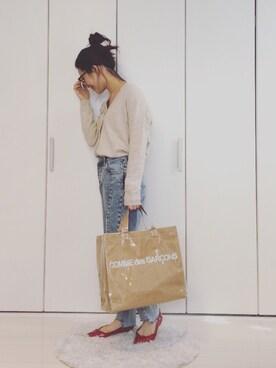 yumi_mamaさんの(niko and...|ニコアンド)を使ったコーディネート