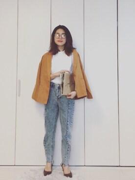 yumi_mamaさんの(CHAN LUU|チャンルー)を使ったコーディネート