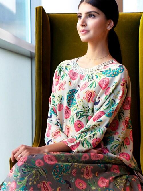 Maryam Shah is wearing PayalSinghal