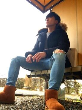 MIYAMOTOさんの(MONKEY TIME|モンキータイム)を使ったコーディネート