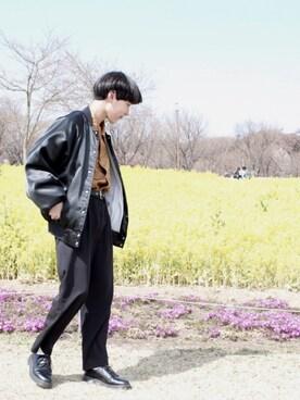 Taichiさんの(菜の花)を使ったコーディネート