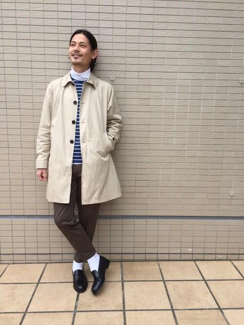 masachikaさんの「ベア天タートル(LE JUN)」を使ったコーディネート
