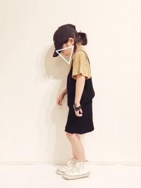 yuuunaさんの(AZUL by moussy|アズールバイマウジー)を使ったコーディネート