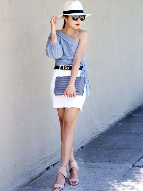 「Free People Get Down Top(Free People)」 using this Sheree looks