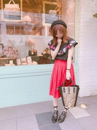 Casselini shop|natsumiさんの(Casselini|キャセリーニ)を使ったコーディネート