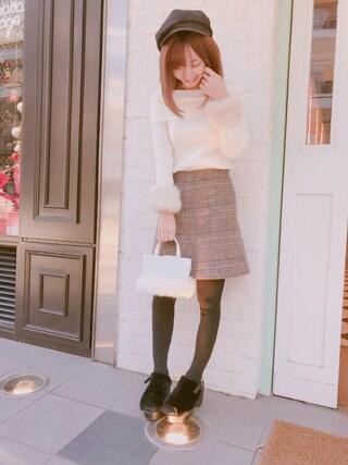 Casselini shop|natsumiさんの(Rirandture|リランドチュール)を使ったコーディネート