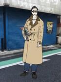 MOTOHIROOKADAさんの「URBAN RESEARCH REGULAR DENIM PANTS(URBAN RESEARCH|アーバンリサーチ)」を使ったコーディネート