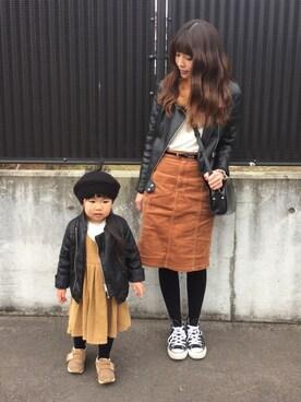 Hinaさんの(ユニクロ|ユニクロ)を使ったコーディネート