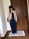 ♡あーりん♡さんの「金具ベルト(Kastane|カスタネ)」を使ったコーディネート