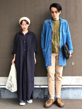 YUKIさんの「DOORS サーモベレー(URBAN RESEARCH DOORS WOMENS|アーバンリサーチ ドアーズ ウィメンズ)」を使ったコーディネート