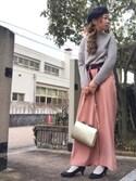 ねこさんの「春夏新作★バッグ★BA-147(ORiental TRaffic|オリエンタルトラフィック)」を使ったコーディネート