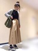 ねこさんの「春夏新作★セパレートパンプス★7125(ORiental TRaffic|オリエンタルトラフィック)」を使ったコーディネート