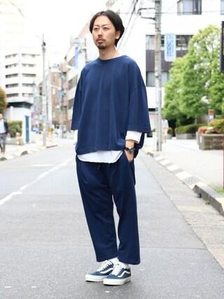 C.E.L.STORE 恵比寿店|kitazawaさんの(SUNNY  SPORTS|サニースポーツ)を使ったコーディネート