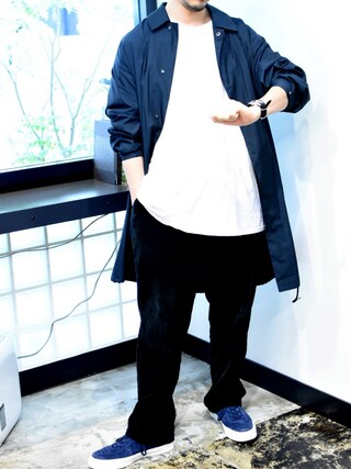OWL|junpei shinoharaさんの(HANES|ヘインズ)を使ったコーディネート