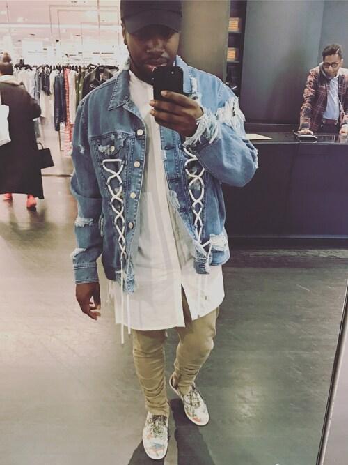 「Gucci Bambi Humming Sneaker (Women)(Gucci)」 using this Brian Ingram looks