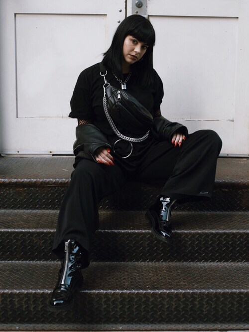 (Alexander Wang) using this acidraiiin looks