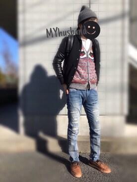 M.Y(マイ)さんの(URBAN RESEARCH ID|アーバンリサーチ アイディー)を使ったコーディネート