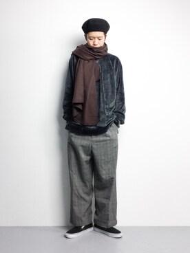 ZOZOTOWN|まっこいさんの(KIJIMA TAKAYUKI|キジマ タカユキ)を使ったコーディネート