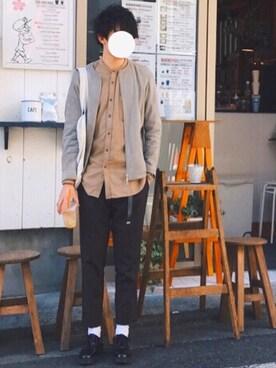 RENYAさんの(UNITED TOKYO|ユナイテッドトウキョウ)を使ったコーディネート