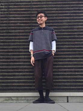 coen Grand Store越谷レイクタウン店|tatsuya kimuraさんの(coen|コーエン)を使ったコーディネート