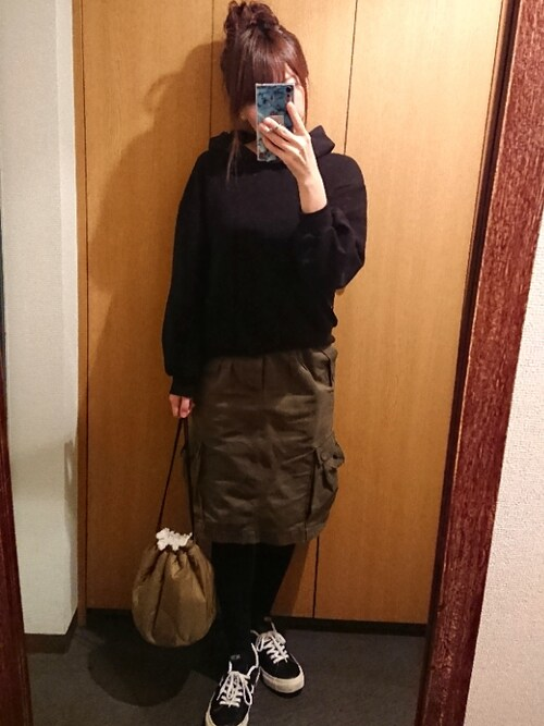 d3d210d23bef79 utahaha JEANASISのスカートを使ったコーディネート - WEAR