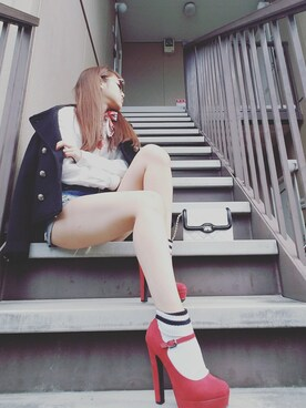 asukkkkkaさんの(PLAIN CLOTHING|プレーンクロージング)を使ったコーディネート