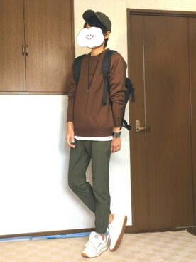 tatsuさんの(Reebok|リーボック)を使ったコーディネート