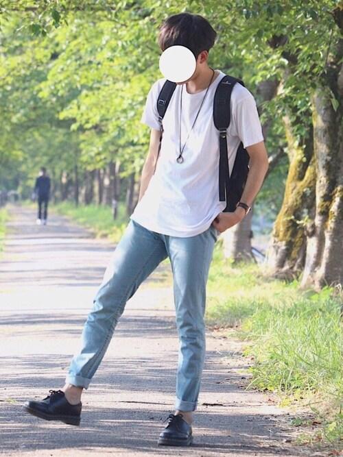 カジュアル ファッション メンズ 夏