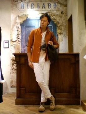 慶 さんの(RIELABO|リエラボ)を使ったコーディネート