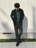 ひかるさんの「NIKE AIR MAX 90 ESSENTIAL【SP】(NIKE|ナイキ)」を使ったコーディネート